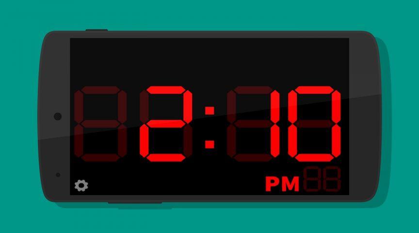 Появление виджетов с часами для рабочих столов смартфонов существенно облегчает планирование распорядка дня.